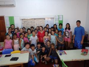 cours mandarin